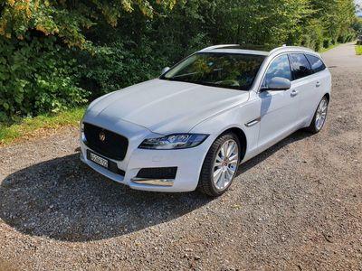 gebraucht Jaguar XF Einmaliges Angebot Kombi 300 PS 700 NM