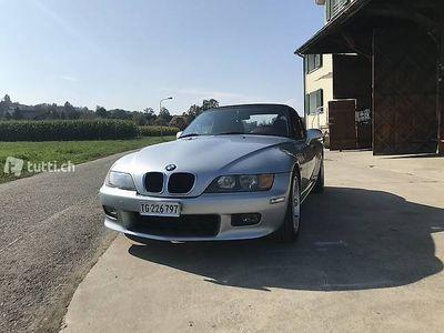 gebraucht BMW Z3 2.8l frisch ab MFK in Top Zustand!