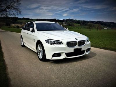 gebraucht BMW 520 d Touring xDrive Luxury Line Steptronic