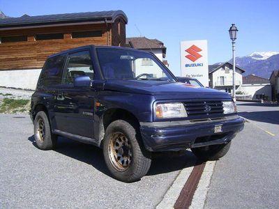 gebraucht Suzuki Vitara 1.6 Wagon JLX+PP
