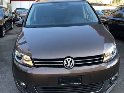 gebraucht VW Touran Cross Touran 2.0 TDI