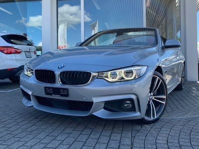 gebraucht BMW 440 4er i Cabriolet xDrive M Sport Steptronic