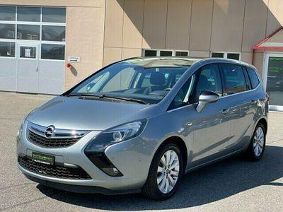gebraucht Opel Zafira Tourer  1.4i 16V Turbo I 140PS I Cosmo Automatic
