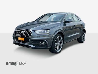 gebraucht Audi Q3 2.0 TDI quattro S-tronic