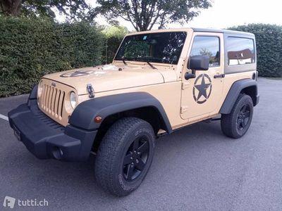 gebraucht Jeep Wrangler 2.8 CRD