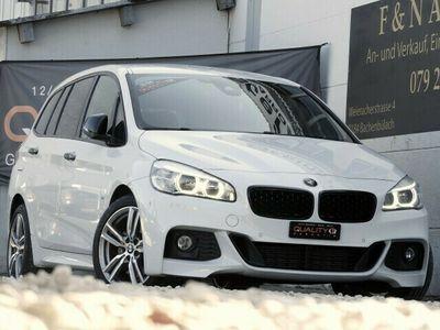 gebraucht BMW 220 Gran Tourer 2er 220d xDrive Gran Tourer M Sport Steptr. / 7 Sitze / Traumhaft! 2er d xDrive M Sport Steptr. / 7 Sitze / Traumhaft!