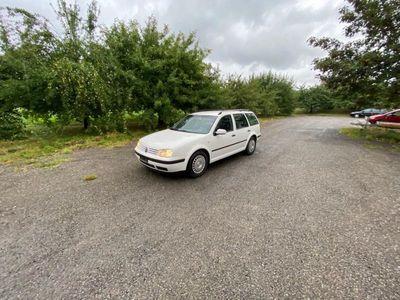 gebraucht VW Golf IV 1,6 Klima