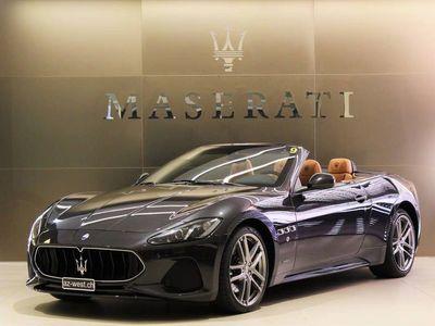 gebraucht Maserati GranCabrio GranCabrio/Granturismo4.7 V8 Sport