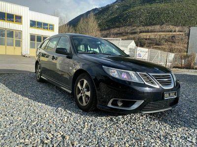 gebraucht Saab 9-3 1.9 TTiD Vector Automatic