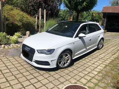 gebraucht Audi A3 Sportback 1.4 TFSI Attraction