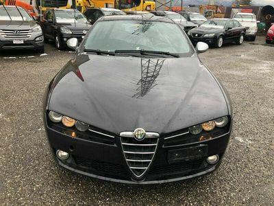 gebraucht Alfa Romeo 159 Sportwagon 2.4 JTD Progression Q-Tronic