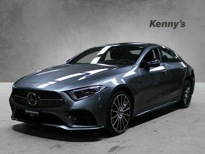 gebraucht Mercedes CLS400 d AMG Line 4Matic Coupé
