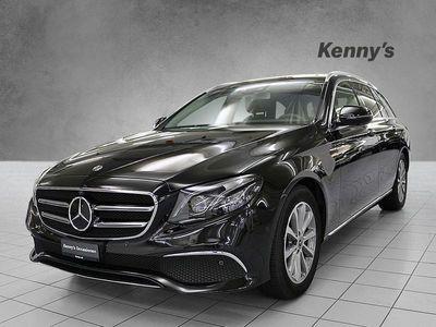 gebraucht Mercedes E200 E-KlasseAvantgarde 4Matic Kombi