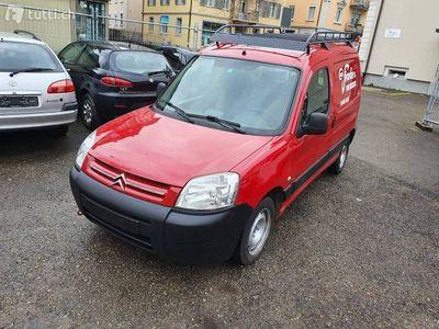 gebraucht Citroën Berlingo 1.4i 600, Kasten