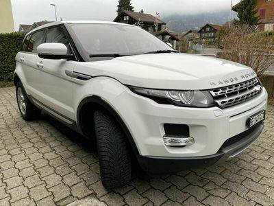 gebraucht Land Rover Range Rover evoque 2.0 Si4 Prestige