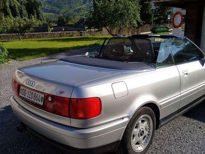 gebraucht Audi Cabriolet Cabrio zu verkaufen