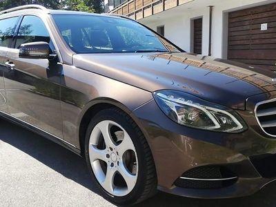 gebraucht Mercedes E250 E-Klasse Mercedes Benz4matic Avantgard