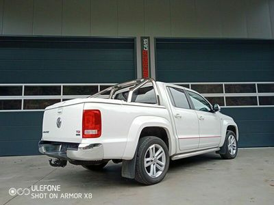 gebraucht VW Amarok Amarok 2.0 BiTDI Highline 4Motion permanent A2.0 BiTDI Highline 4Motion permanent A