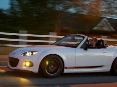gebraucht Mazda MX5 Roadster-Coupé 2.0i 16V Exclusive