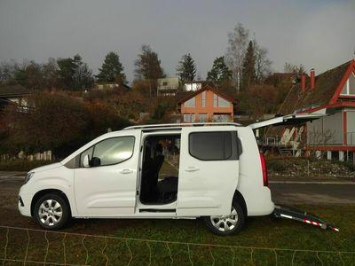 gebraucht Opel Combo Life XL 1.2 Elegance S/S