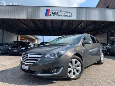 gebraucht Opel Insignia Sports Tourer 1.6 Turbo Automa