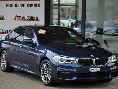 gebraucht BMW 530 5er e xDrive Steptronic