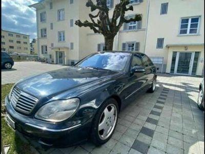 gebraucht Mercedes S400 S-Klasse Mersedes S400 cdi S-Klasse Mersedescdi