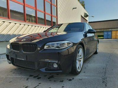 gebraucht BMW 535 i xDrive Steptronic M Sport