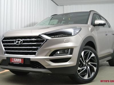 gebraucht Hyundai Tucson NEW 1.6 T-GDi Luxury Plus 4WD 2020
