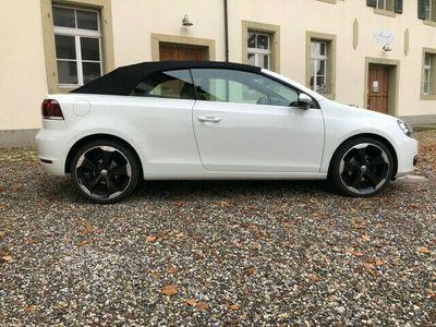 gebraucht VW Golf Cabriolet Golf Cabrio 1.2 TSI BMT Whiteline 1.2 TSI BMT Whiteline
