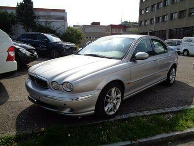 gebraucht Jaguar X-type 3.0 V6 Traction4 Executive