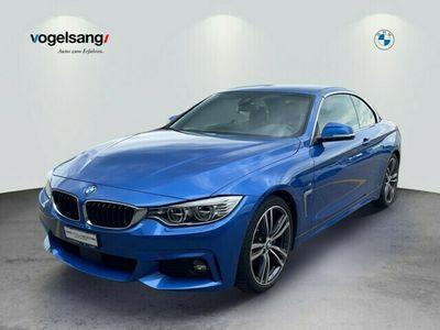 gebraucht BMW 420  i Cabriolet M Sport Steptronic