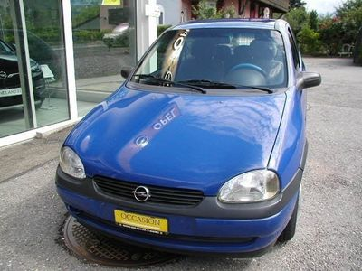 gebraucht Opel Corsa 1.4i 16V Swing