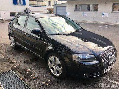gebraucht Audi A3 Sportback 1.8 TFSI ab MFK