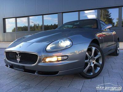 gebraucht Maserati Coupé GT COUPÉ GTGT Cambiocorsa V8 F1