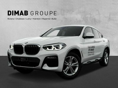 gebraucht BMW X4 xDrive 48V 20d M Sport X Steptronic