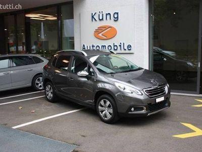 gebraucht Peugeot 2008 1.2 VTI Style