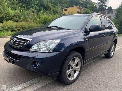 gebraucht Lexus RX400h Edition AWD Automatic