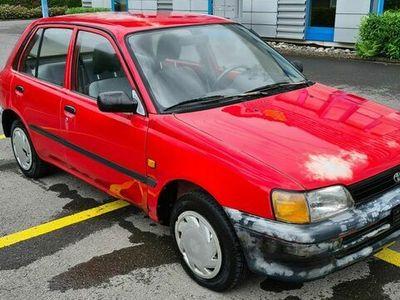 gebraucht Toyota Starlet 1.3 XLi V.I.P.