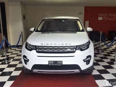 gebraucht Land Rover Discovery Sport DISCOVERY SP2.0 TD4...