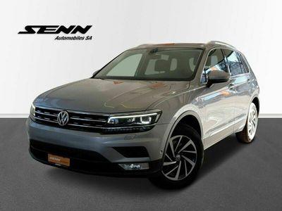 gebraucht VW Tiguan 2.0TSI Sound 4Motion DSG