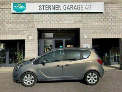 gebraucht Opel Meriva 1.4 Turbo Cosmo