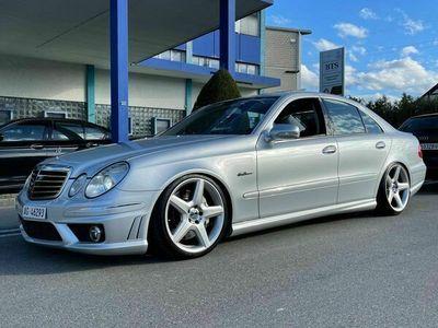 gebraucht Mercedes E63 AMG E-KlasseAvantgarde 7G-Tronic