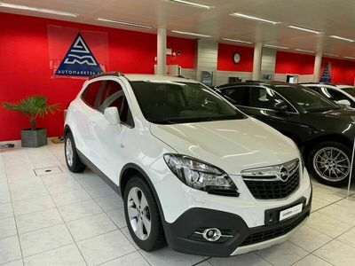 gebraucht Opel Mokka 1.6 CDTi Cosmo 2WD Automatic