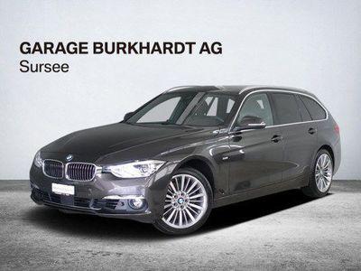 gebraucht BMW 330 d xDrive Touring EdLux