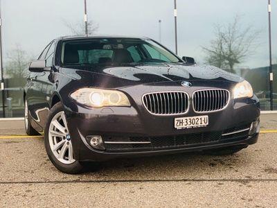 gebraucht BMW 520 d Steptronic