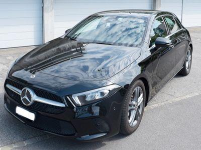 gebraucht Mercedes A220 Style 7G-DCT 4Matic