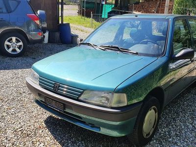 gebraucht Peugeot 106 106