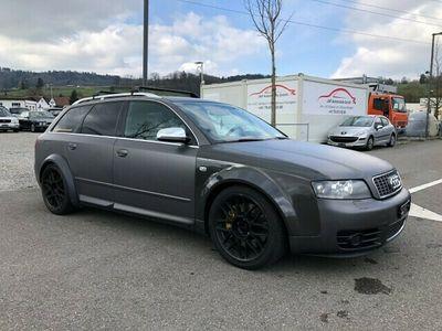 gebraucht Audi S4 Avant 4.2 V8 quattro