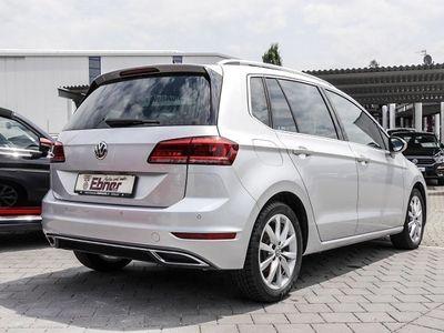 gebraucht VW Golf Sportsvan HIGHLINE 1.5TSI DSG NAVI LED ACC
